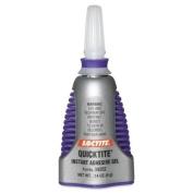 Loctite Quicktite Instant Adhesive Gel, .410ml