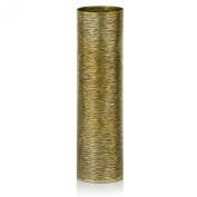 Modern Day Accents Flako Metallic Vase