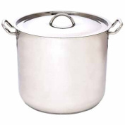 Precise Heat 61.5l 9Element Surgical Stainless Steel Stock Pot