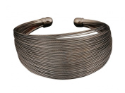 YipGrace Women's Cool Multiple Bunch Iron Wire Cuff Bracelet