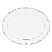 Lenox Jewel Oval Platter, Sapphire