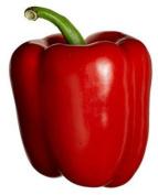 Red Bell Mercury Pepper-75 Seeds-GARDEN FRESH PACK!