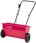 Earthway 34kg Deluxe Set-Up Residential Drop Spreader with 20cm Wheels 7350SU