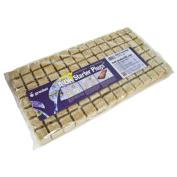 Grodan A-ok Starter Plugs 3.8cm X 3.8cm Sheet of 98 Stonewool Cubes