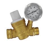 Valterra Water Regulator, Adjustable, Lead Free A01-1117VP