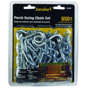 ORRCO 46496 PORCH SWING CHAIN SET, 4.0MM