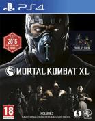 Mortal Kombat XL for Sony PS4