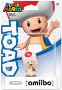 Nintendo - Amiibo Figure (toad) - Multi
