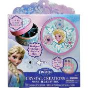 Crystal Creations Musical Jewlery Box Disney Frozen