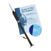 Rosewood Practise Chanter, Book & CD