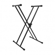 KS7191 Classic Double-X Keyboard Stand