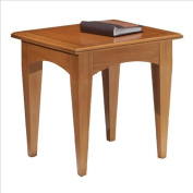 DMi Belmont End Table-Brown Cherry