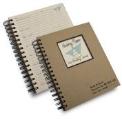 Wedding Planner, My Wedding Journal - Kraft Hard Cover