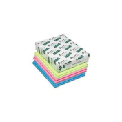 SKILCRAFT Neon Copy Paper, 22cm x 28cm , 9.1kg, 30% Recycled, Neon Green, Ream Of 500 Sheets