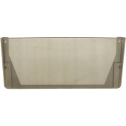 Officemate Wall File, Legal, Smoke, 1 File