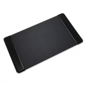 Artistic Office Products Executive Desk Pad with Leather-Like Side Panels,