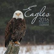 Eagles 2016 Wall Calendar by MAC Wholesale