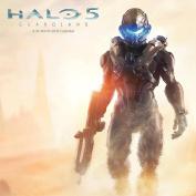 Halo 5 Guardians 2016 Wall Calendar
