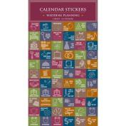 Calendar Companions Wedding Planning Stickers by TF Publishing
