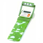 Mark My Time Camoflauge Bookmark with LED Light - Green