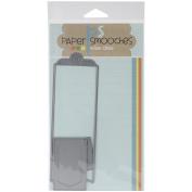 Paper Smooches Die-Bookmarks