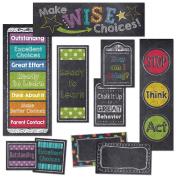 Chalk It Up! Behaviour Clip Chart Mini Bulletin Board