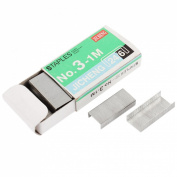 Metal Office School Paper Staples Document Binding Fastener 800 Pcs