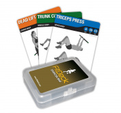 FitDeck Exercise Bar Playing Cards