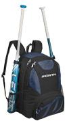 Worth Baseball/Softball Equipment and Bat Backpack Bag - Navy