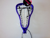 New STX NTRANCE Head Lacrosse Purple/White/Black