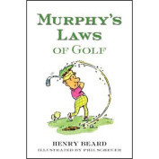 Murphy's Laws of Golf Book by Sterling