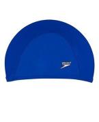 Speedo Solid Lycra Swim Cap Speedo Blue