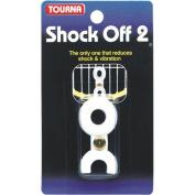 VibreX Shock Off 2 Tourna Tennis String Vibration Dampener Shock Absorber OFF-2