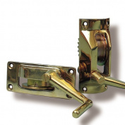 Edwards Round Brass Winder Unit