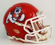 Riddell Fresno State Speed Mini Helmet