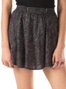 Vans Womens Webster Mini Skirt 410 XS
