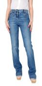 Dolce & Gabbana Women's Denim Jeans Straight Blue