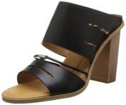 Dolce Vita Women's Odea Dress Sandal,Black,8 M US