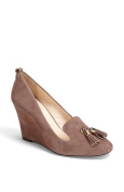 Vince Camuto SIGNATURE FONNA WEDGE PUMP TOPO,9.5