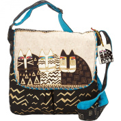 Laurel Burch Wild Cats Crossbody