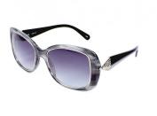 Givenchy Sunglasses SGV829S 09T8 Striped Grey/Black 829