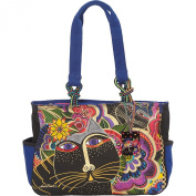 Laurel Burch Carlotta's Cats Tote