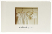 Kitted Out Christening Day Mini Photo Album