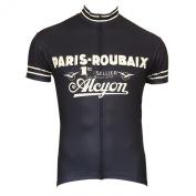 Retro Image Men's Paris Roubaix Short Sleeve Cycling Jersey