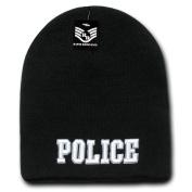 Rapiddominance Police Military/Law Work Beanie, Black
