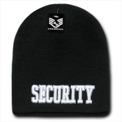 Rapiddominance Security Military/Law Work Beanie, Black