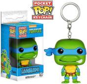 Funko Teenage Mutant Ninja Turtles Pocket POP! Television Leonardo Keychain