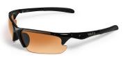 Maxx Sunglasses Storm Black Frame HD Amber Lenses