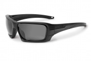 ESS Sunglasses Black Rollbar Subdued Logo Kit w/Interchangeable Lenses EE9018-02