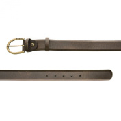 Belstaff Men's New Single Hole Belt II / 105cm Black Brown